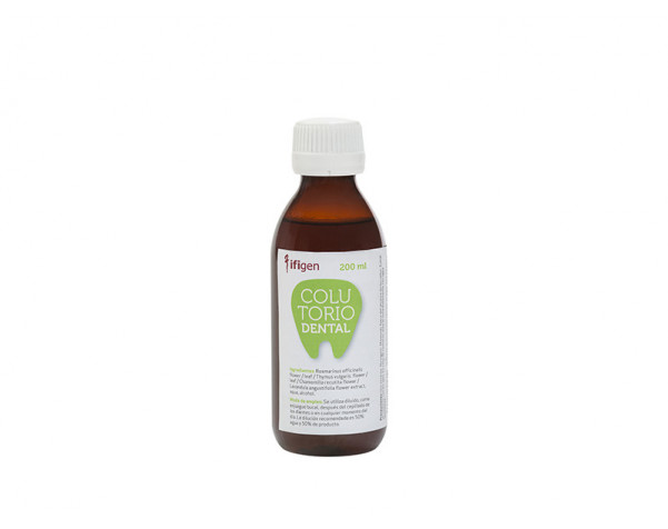 COLUTORIO DENTAL botella 200ml