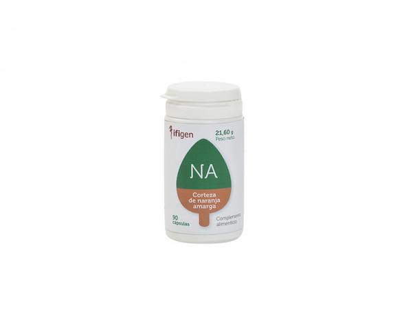 NA jar with 90 capsules