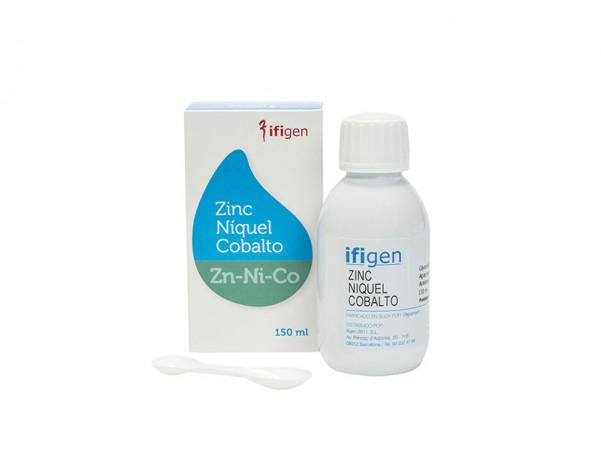 ZINC+NIQUEL+COBALTO 150ml...