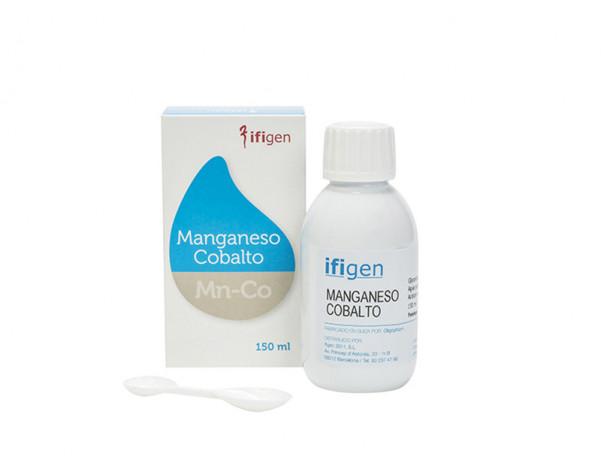 MANGANESO+COBALTO bottle...