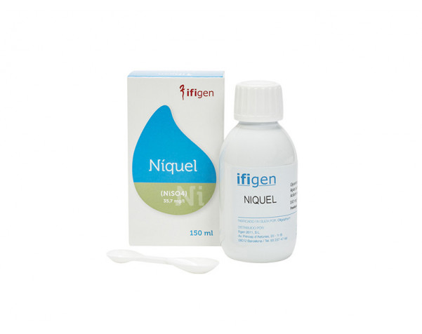 NIQUEL bottle 150ml (Nickel)