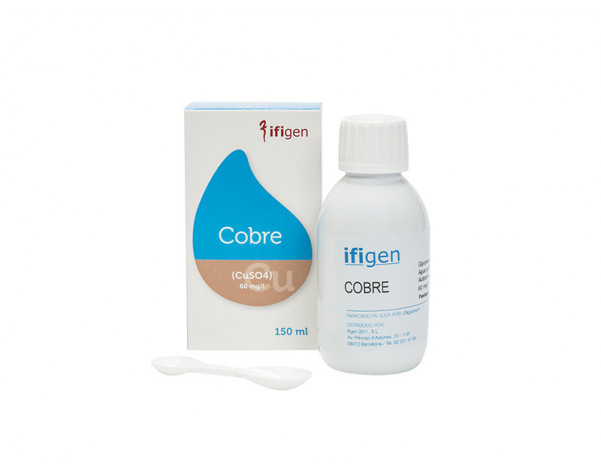 COBRE botella 150ml