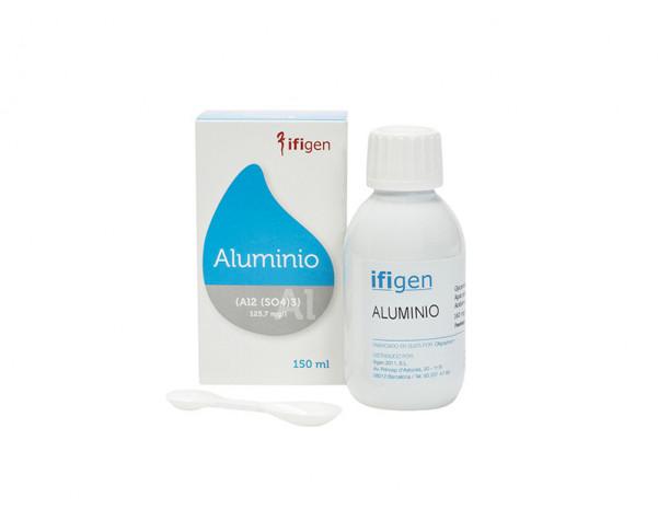 ALUMINIO bottle 150ml...