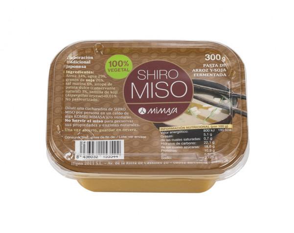 SHIRO MISO 300grs. NO...