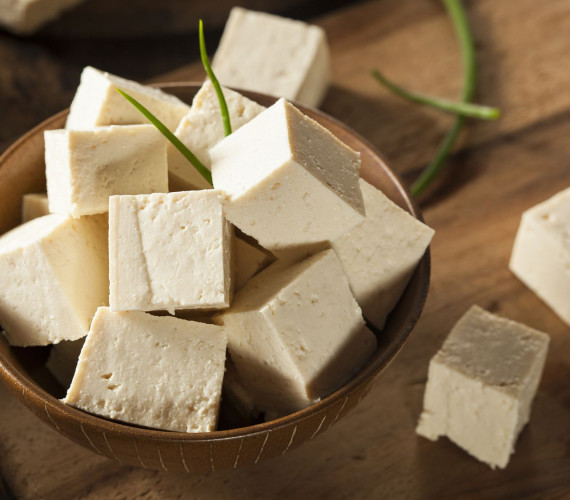 Proteínas derivadas de la soja