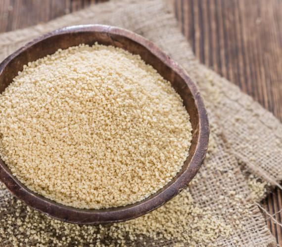 Aliments préparés de céréales
