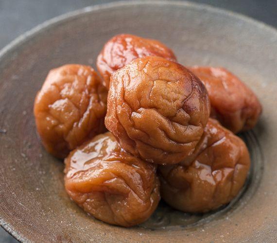 Umeboshi en tarrinas